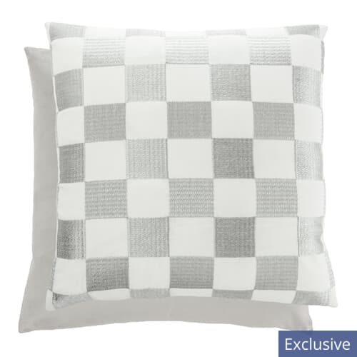 NEWNHAM PILLOW 1 CHROME